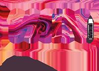 m-i-n.de Logo